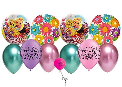 Sunny Day Ultra Balloon Bouquet