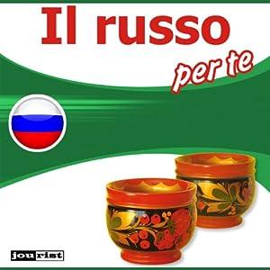Il russo per te Audiobook