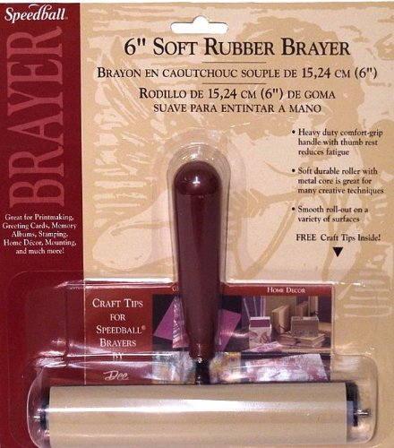 Price comparison product image BRAYER RUBBER 4IN SOFT #64 B/C