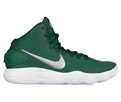 Womens Hyperdunk Mid 2017 Green Basketball Shoe Size 7.5 a834b73707