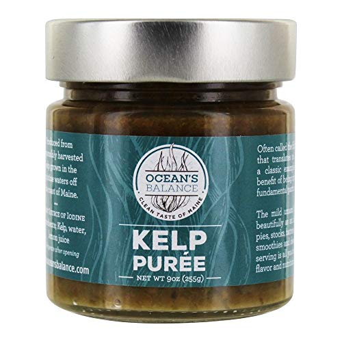 Ocean's Balance - Kelp Puree - 9 oz. made in Maine