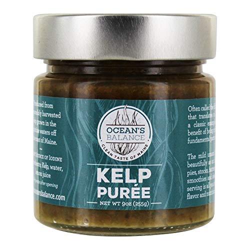 Ocean's Balance - Kelp Puree - 9 oz. made in New England