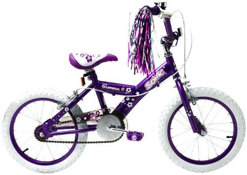 Sonic Glamour Girls Bike - 16 Inch