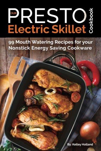 electric skillet book - 1