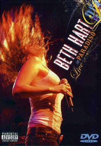 Beth Hart - Live at Paradiso (Best Of Beth Hart)