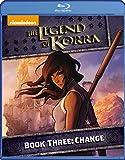 Legend of Korra: Book Three: Change [Blu-ray]