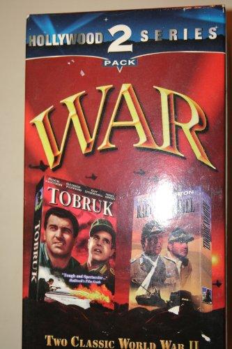 War: Tobruk and Raid on Rommel, Two Classic World War II Desert Movies