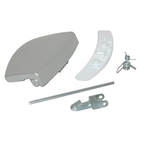 Tirador de puerta Kit para AEG lavadora equivalente a 50289057007 ...