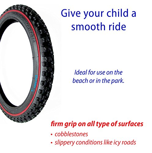 Rear tire for Baby Trend Stroller by Lineament (Image #2)