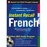 Instant Recall French, 6-Hour MP3 Audio Programby Michael Gruneberg