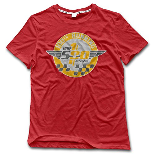 Indianapolis Indy 500 (BestSeller Men's 2016 Indy 500 Logo T)