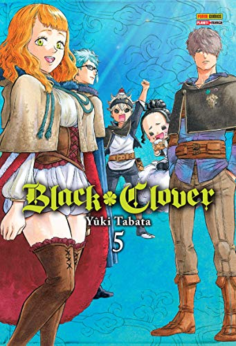 Black Clover Vol. 05