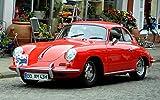 Porsche 356 C - Driver manual