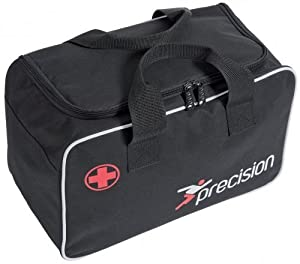 Black White Team Medical Bag