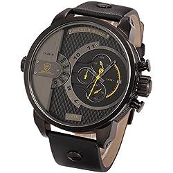 Be-Shark Men's Quartz Wrist Watch SH159be
