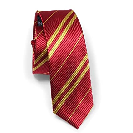 Fancy Dress Harry Potter Gryffindor Tie - One Size (accesorio de ...