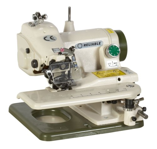 Reliable 700SB Portable Blindstitch Sewing - Machine Industrial Blindstitch