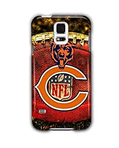 Tomhousomick Custom Design The NFL Team Chicago Bears Case Cover for Samsung galaxy S5 by kobestar