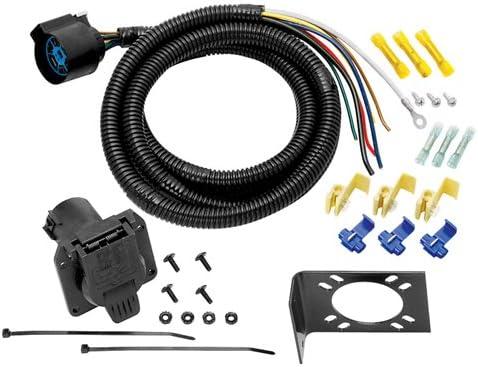 tow ready wiring harness designmethodsandprocesses co uk \u2022amazon com tow ready 20223 7 way trailer wiring harness automotive rh amazon com tow ready