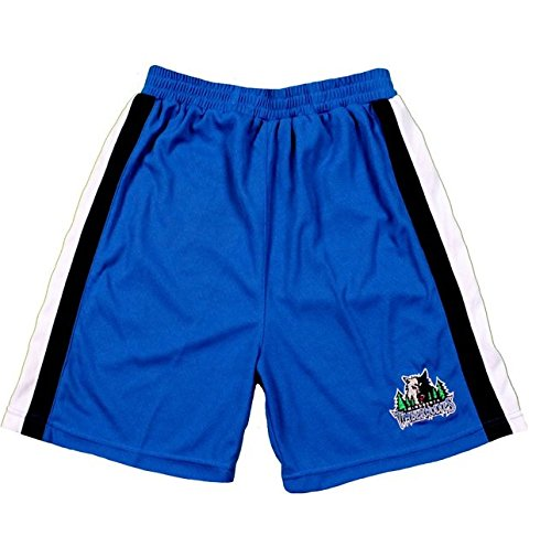 Minnesota Timberwolves NBA Youth Jersey Mesh Shorts, Slate Blue (Boys Large / 16-18, Slate - Shorts And Nba Jerseys