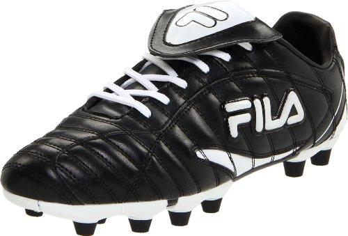 Fila Heren Forza Ii Voetbalschoen Zwart / Wit