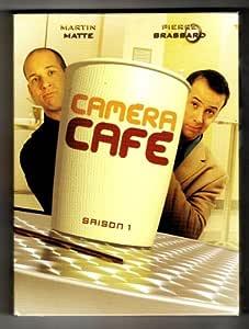 Camera Cafe [USA] [DVD]: Amazon.es: Movie/Film [Brassard/Matte ...