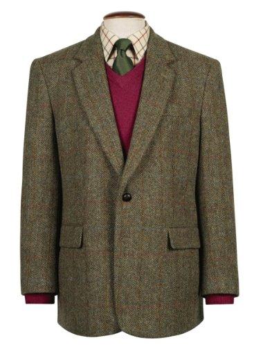 Harris Tweed Taransay Wool Jacket