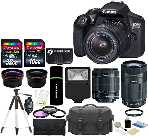 canon-eos-rebel-t6-18mp-wi-fi-dslr-camera-with-18-55mm-is-ii-lens-ef-s-55-250mm-is-stm-lens-32gb-16g