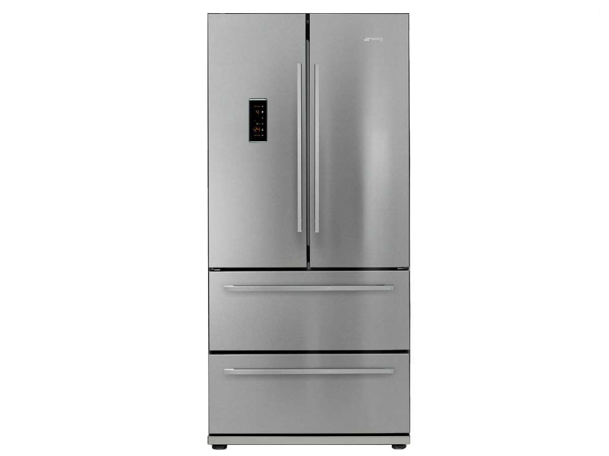 Smeg Kühlschrank French Door : Smeg fq fxe kühlschrank side kühlschrank u kühlschrank