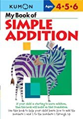 This book teaches children to add the numbers 1 and 2. Through tracing and reciting simple numbers first, and then gradually shifting to addition using the numbers 1 and 2, children grasp the concept of basic addition without difficulty or an...