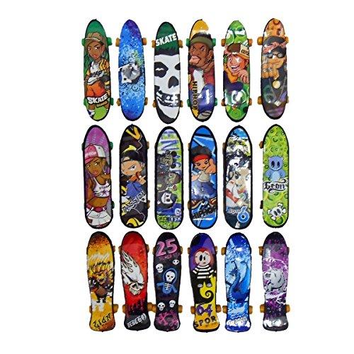 Fingerskateboard Fingerboard Mitgebsel Mitbringsel Kindergeburtstag Geschenk