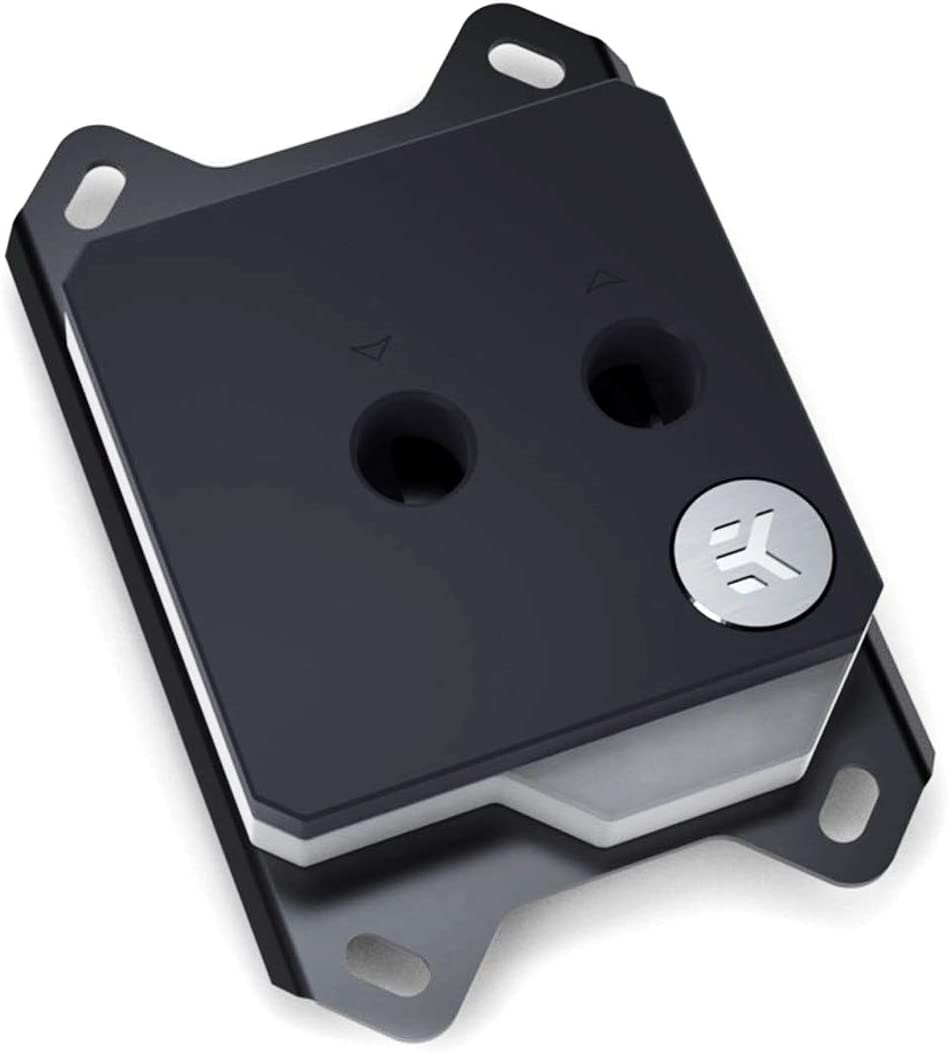 EKWB EK-Velocity CPU Waterblock, RGB, AMD CPU, Nickel/Acetal