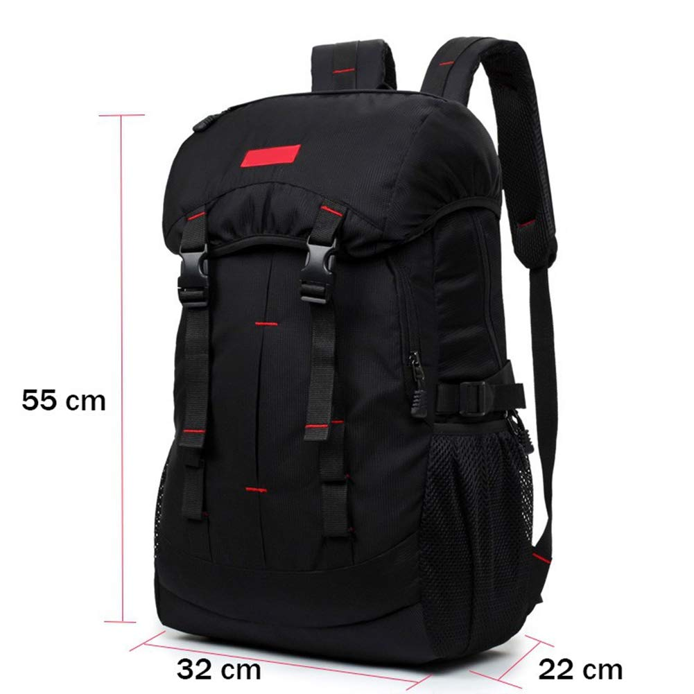 e1bed61ce84b Amazon.com : AHWZ Hiking Backpack Waterproof Backpack Outdoor Sports ...
