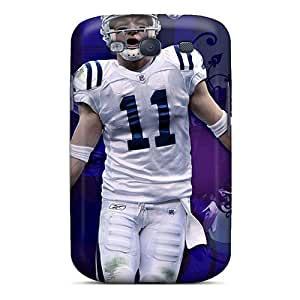 Pretty FvA21083cJtU Galaxy S3 Case Cover/ Indianapolis Colts Series High Quality Case