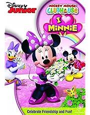 نادي ميكي ماوس فيلم انا قلب ميني [DVD]