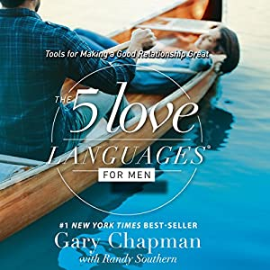 The 5 Love Languages for Men Audiobook