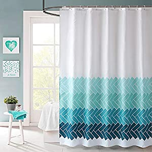 51vpxBEZmrL._SS300_ 200+ Beach Shower Curtains and Nautical Shower Curtains