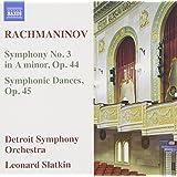Symphony No. 3 Symphonic Danc
