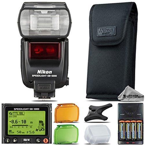 Nikon SB-5000 AF Speedlight For D3000, D3100, D3200, D330...