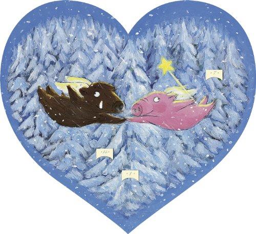 Rosalie und Trüffel Adventskalender: 24 Briefchen gefüllt mit Ideen für die Adventszeit
