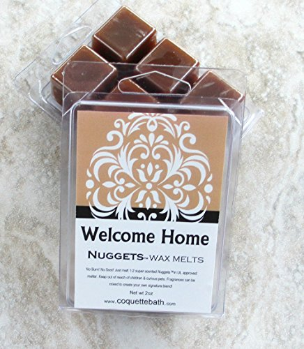Welcome Home Wax Melts, 2 Pack deal, Bakery & Spice fragranc