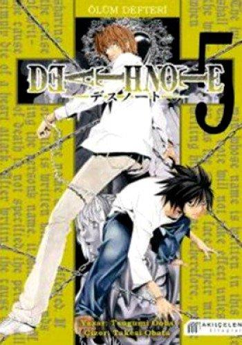 Download Death Note - Olum Defteri 5 PDF
