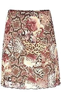 a31b0ecbc86 Boysen s Rock Short Jersey Maxi Dress Skirt Size  Amazon.co.uk  Clothing