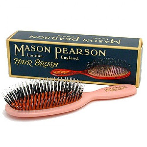 Ultramoderne Mason Pearson Bristle and Nylon Pocket BN4 Hairbrush - Ivory BX-04