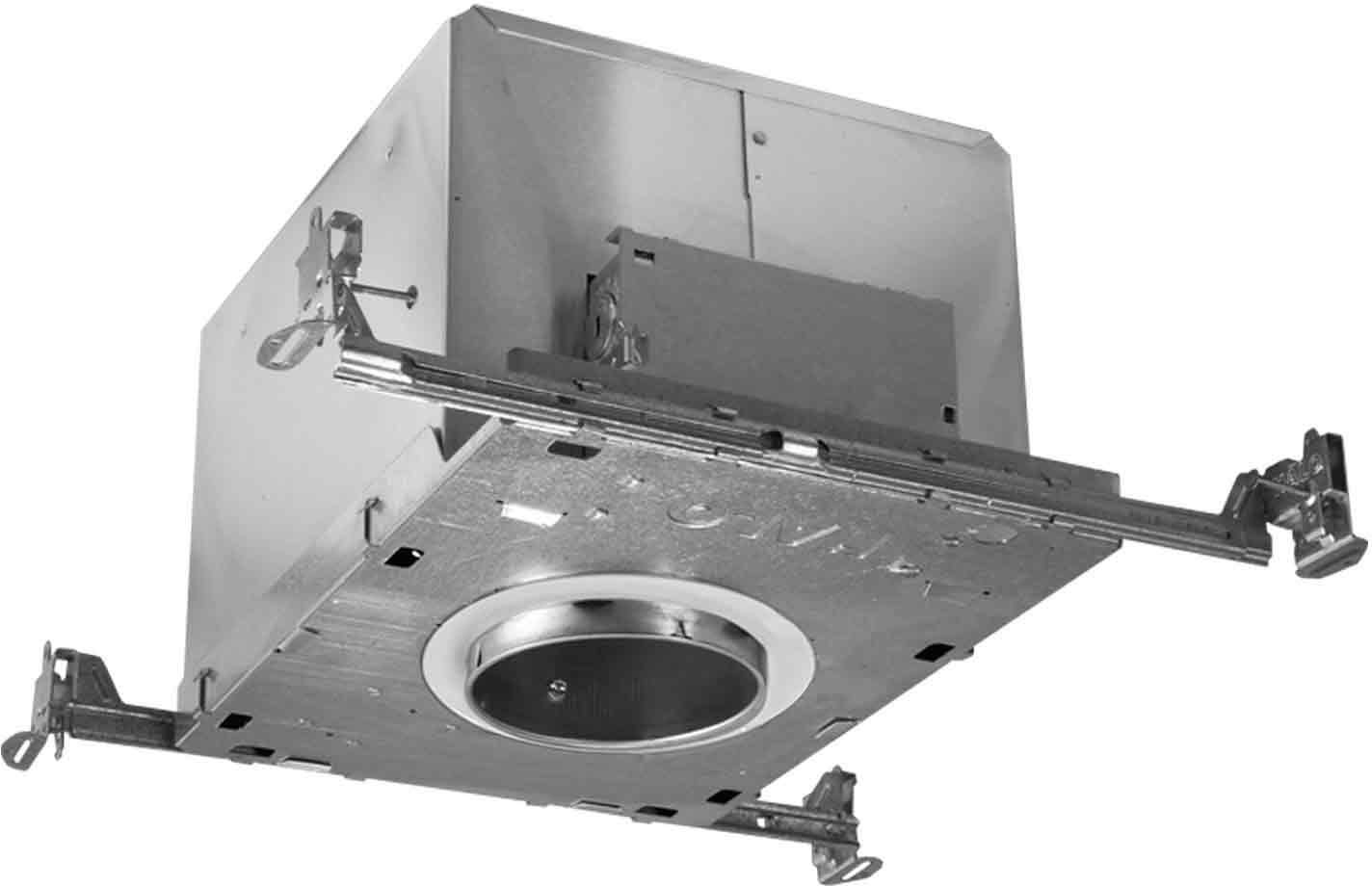 Halo recessed h1499icat 4 inch housing ic air tite 12 volt low halo recessed h1499icat 4 inch housing ic air tite 12 volt low voltage close to ceiling light fixtures amazon aloadofball Gallery