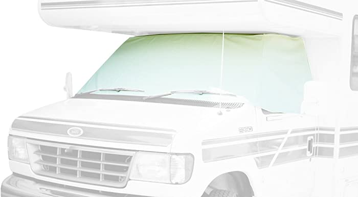 ADCO 2403 Class C Chevy RV Motorhome Windshield Cover, White