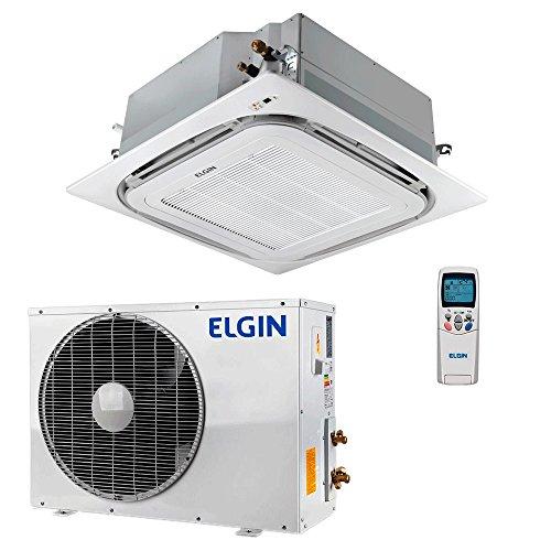Ar Condicionado Split Cassete Atualle Eco Elgin 24.000 BTUs Só Frio 220V Monofásico