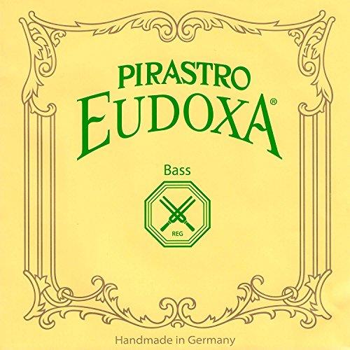 pirastro eudoxa 3 4 string bass string set medium gauge double bass buy online free. Black Bedroom Furniture Sets. Home Design Ideas