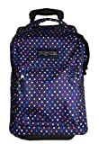 JanSport SuperBreak Wheeled Backpack - 19' (Purple Spot-O-Rama)