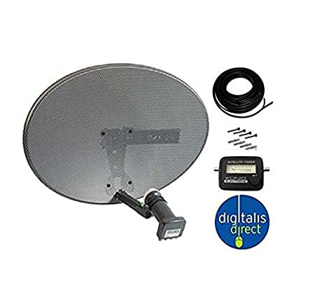 Installing the satellite dish yourself: in this case there is nothing complicated